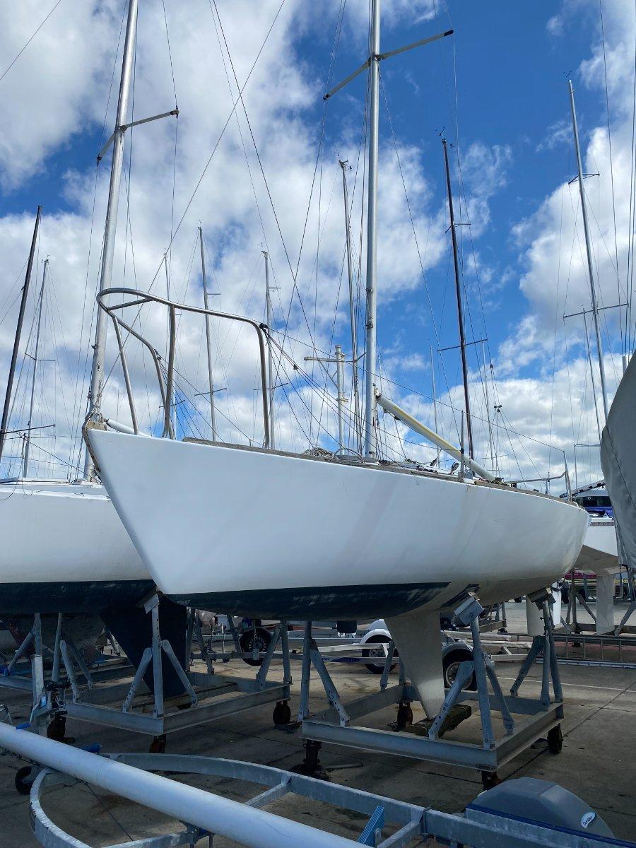 J Boats J/24 AUS 4474