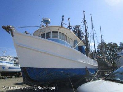 TS465 11.04m East Coast Trawler