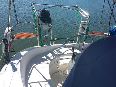 Excellent 12m berth at Scarborough marina