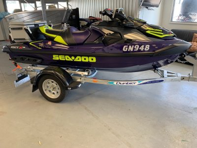 Sea-Doo RXT-X-300 RS 2021! Incredible Fishing Jet-Ski Just Come In