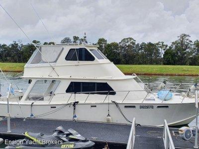 Timber 50' Flybridge Cruiser