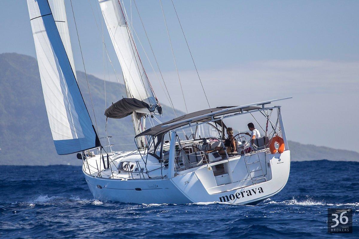 Beneteau Oceanis 54 Owners Version