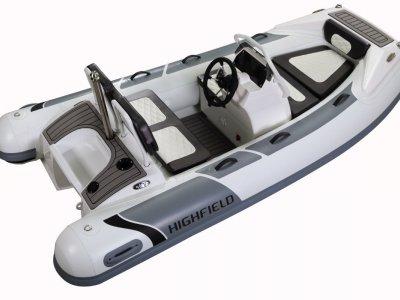 Highfield Sport 390 Rigid Inflatable