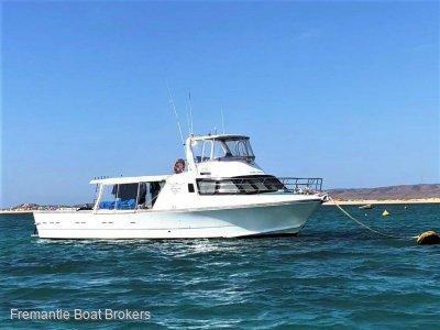 Harriscraft Charter Vessel Fishing/Dive Vessel