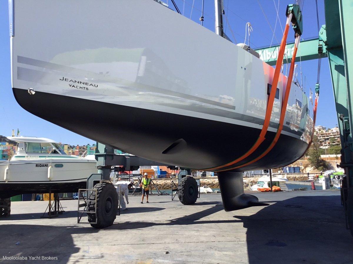 Jeanneau Yachts 64