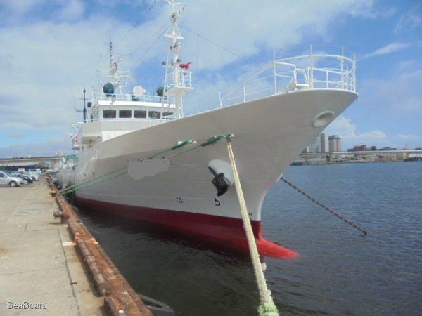 65.41m Fishery Patrol Ship