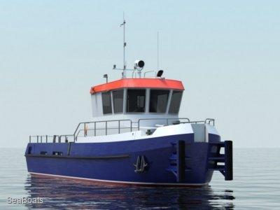 14.25m Coastal Tug / General Service Workboat
