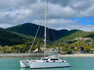Simpson 40 Sailing Catamaran