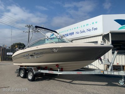 Sea Ray 200 Select - Best Bowrider Available on the Market