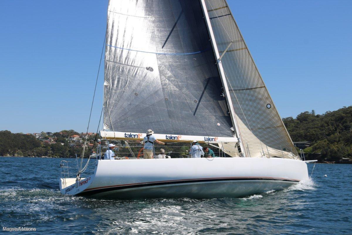 Davidson 59 Ocean Racing Yacht