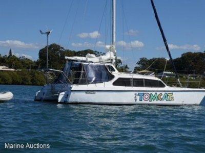 Simpson 10 Sailing Catamaran CLOUD NINE
