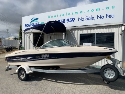 Sea Ray 180 Bowrider - Immaculate, Inside and Out