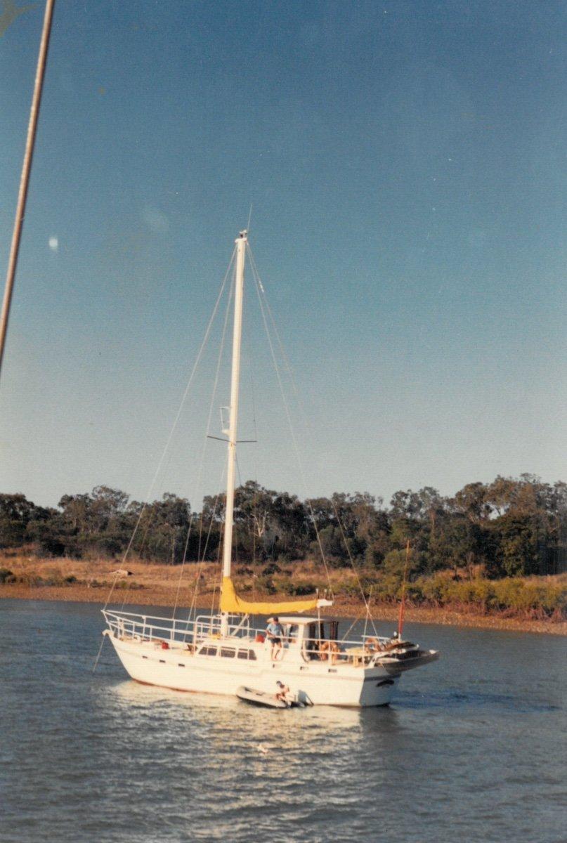 John Pugh Motor Sailer