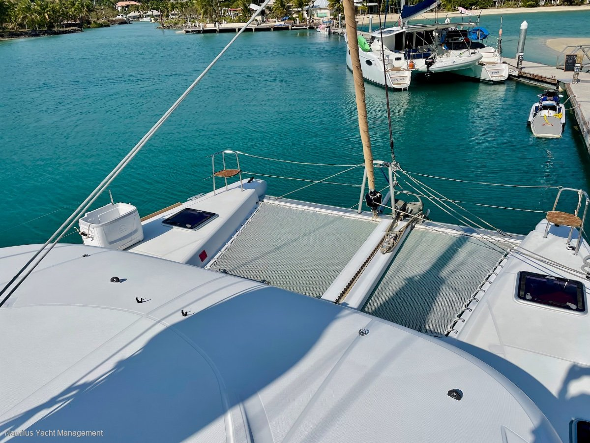 Lagoon 39 4 cabins. 4 heads. One Owner. Never chartered.
