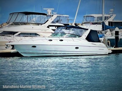 Sunrunner 3700LE With Bow thruster