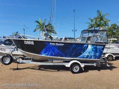 Stessco Fish Hunter 509 Centre Console