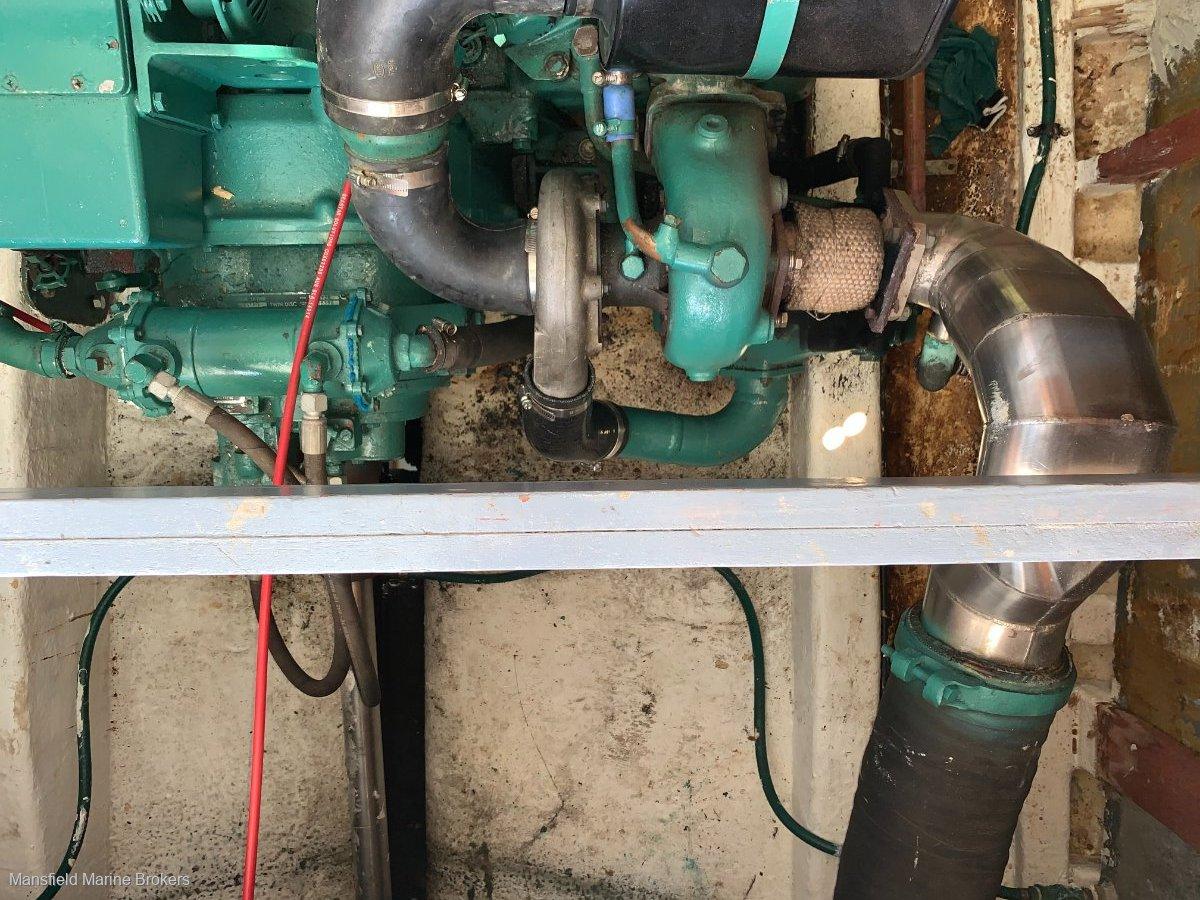 Northshore 37 Sportfisher Diesel Shaft Drive