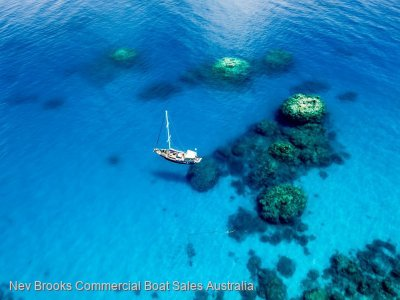 John Pugh Crosswind II Charter / Dive / Tour Vessel