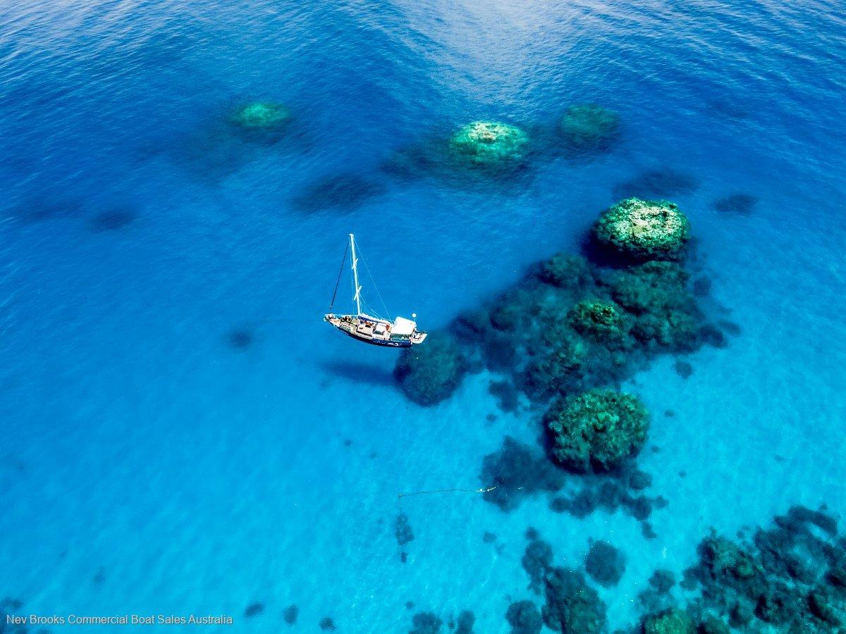 Charter - Dive - Tour Vessel