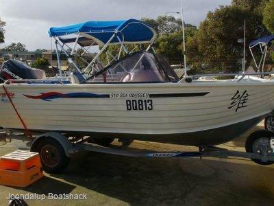 Bermuda 510 Sea Odyssey 2003 model 75hp Four stroke