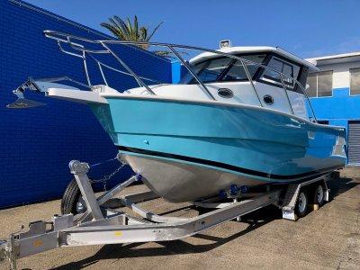 Lux Custom Boats 8.2 Lc Hardtop