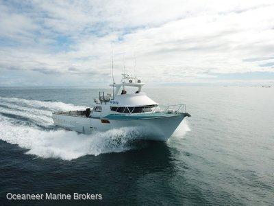 Fine Entry Marine Global Marine Design - Charter & Fishing Vessel