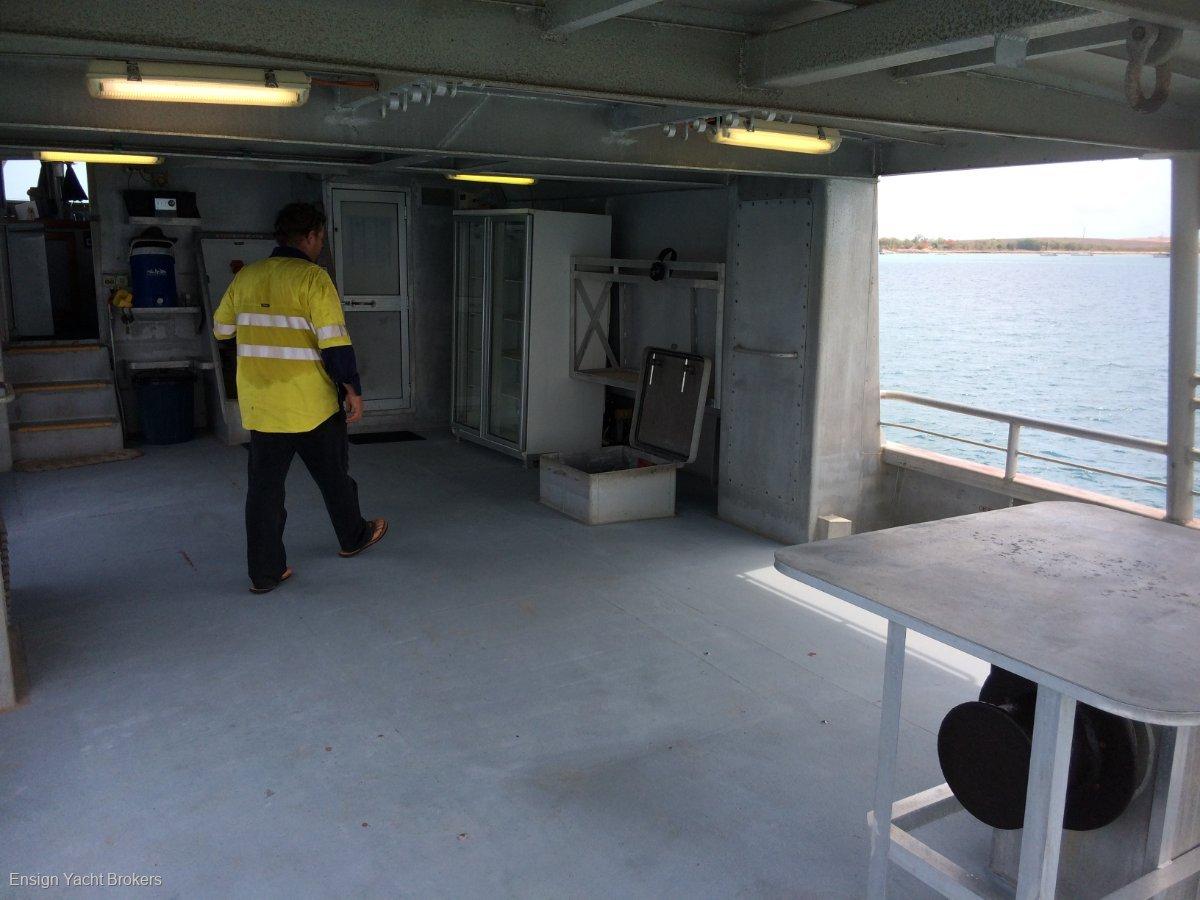 SBF Shipbuilders Passenger Ferry