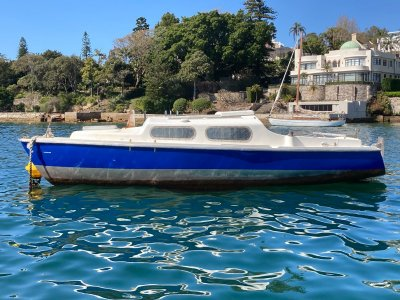 Vivacity 20 ft Bilge keel Mooring Minder Can Deliver Sydney