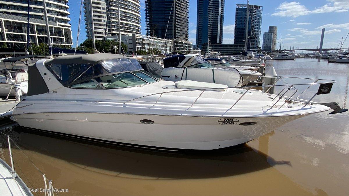 Riviera M370 Sports Cruiser Fresh water cooled motors