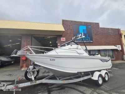 Bar Crusher 560C OFFSHORE FISHING SUPER STAR!