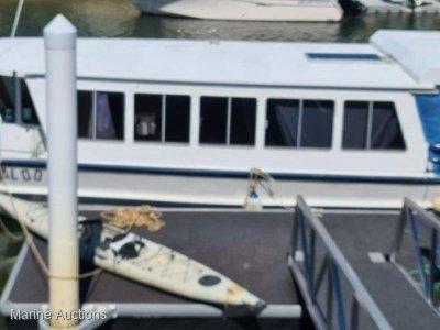 Custom Circa 70's Bay / River Cruiser 11.5m Alumin