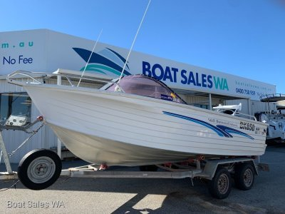 Quintrex 560 Quinnie Classic with a Yamaha 4-Stroke - Unbeatable Value