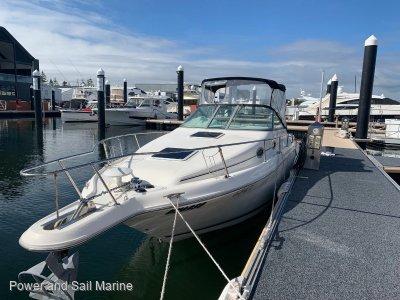 Sea Ray 270 Sundancer 2018 engines, bow thruster, new upholstery...