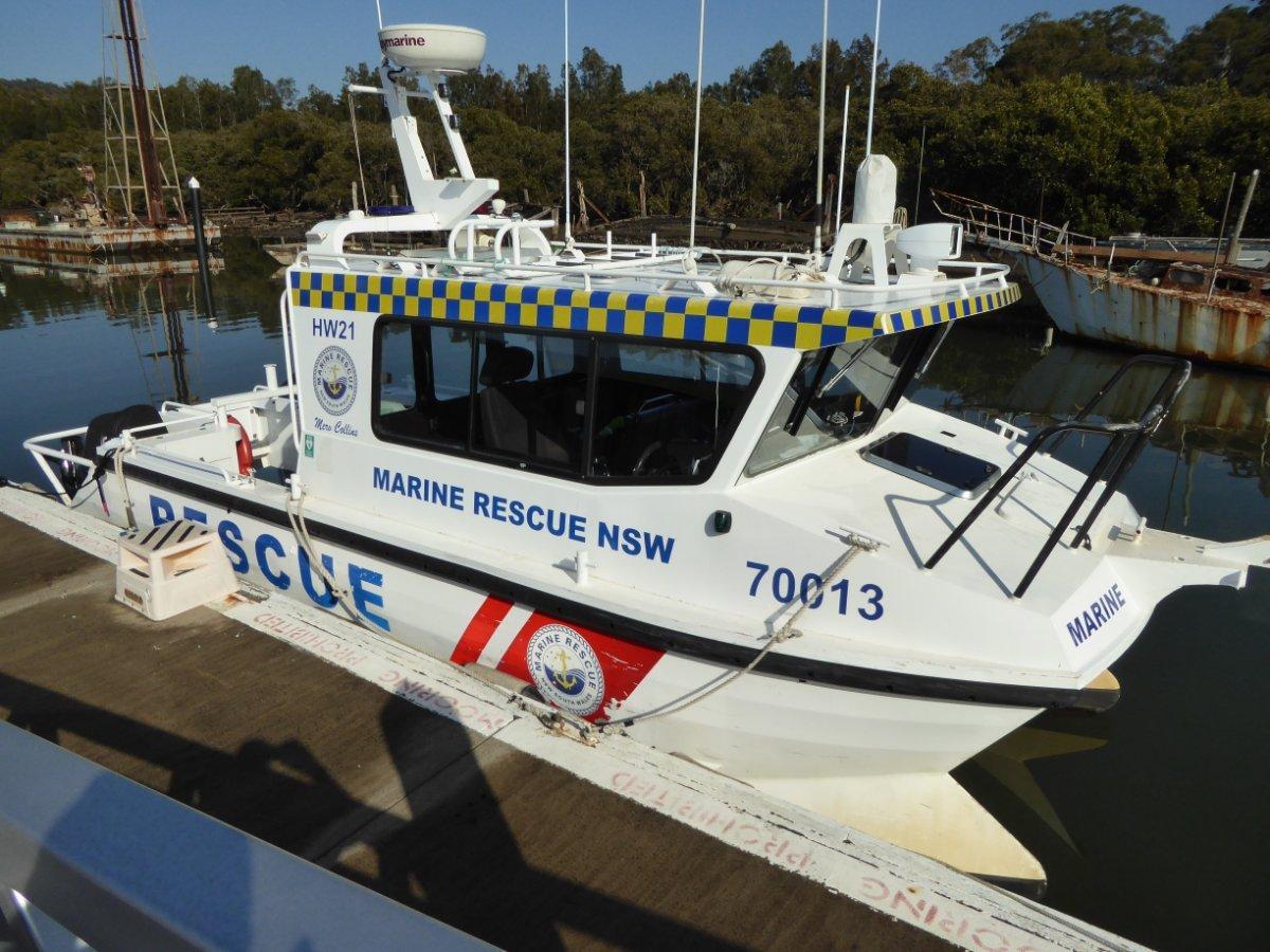 Marlin Broadbill 8.0 Catamaran Commercial