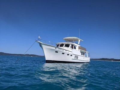 Defever 57 Passage Maker Long Range Cruiser