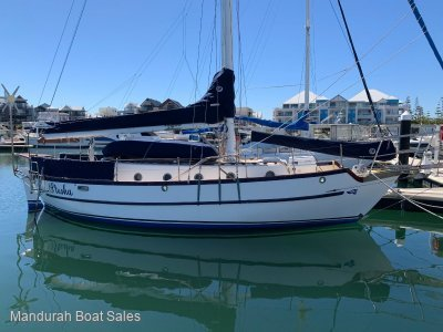 Westsail 33 *Beautiful Condition* 2018 Motor