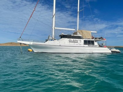 Freeman Motor Sailer Live-aboard Charter Vessel