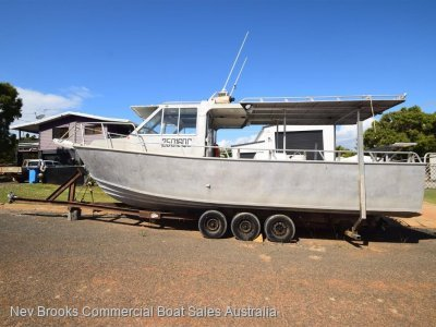 Aluminium Charter / Fishing Vessel