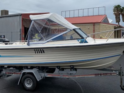Kingcraft Runabout 16ft