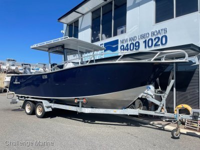 Chivers Bronze Whaler 8 M C/Console