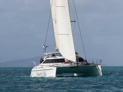 Crowther 43 Performance cruiser