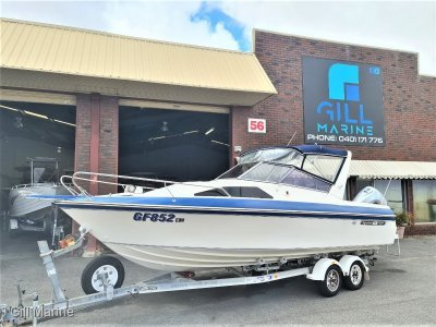 Haines Signature 700L ONE OF THE BEST FAMILY FISHING BOATS FORSALE!