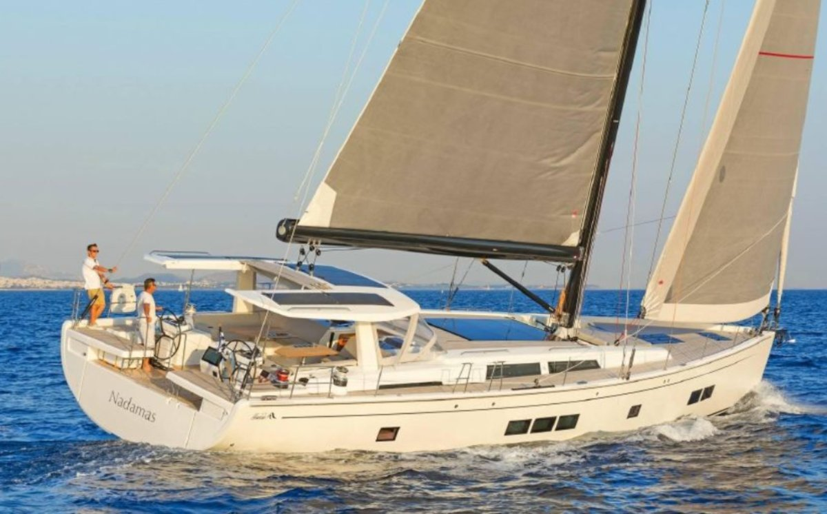 Hanse 675 IMMACUCULATE AND LOADED WITH EQUIPMENT