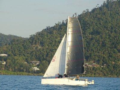 Sail Catamaran 7.2m