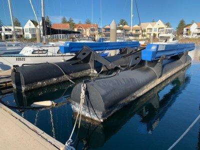 HydroHoist Boat Lift