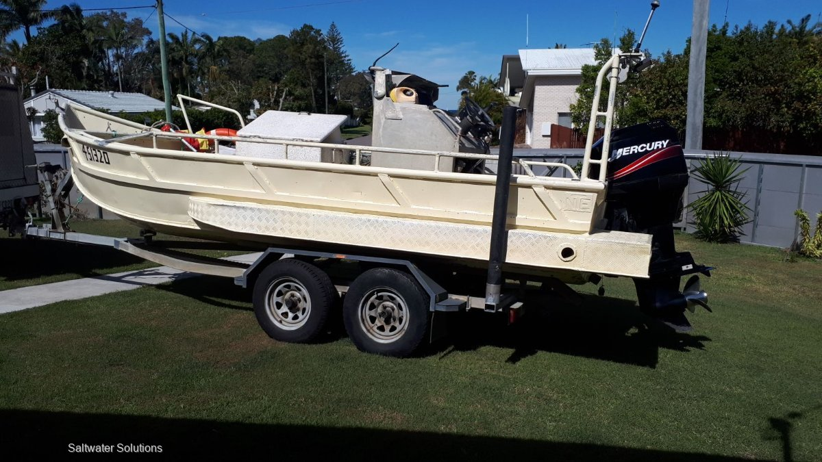 Boat & Licence package