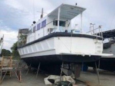 Pilothouse Motor Cruiser Former Darwin Pilot Boat