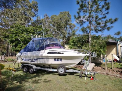 Haines Hunter 580 Classic- Click for more info...