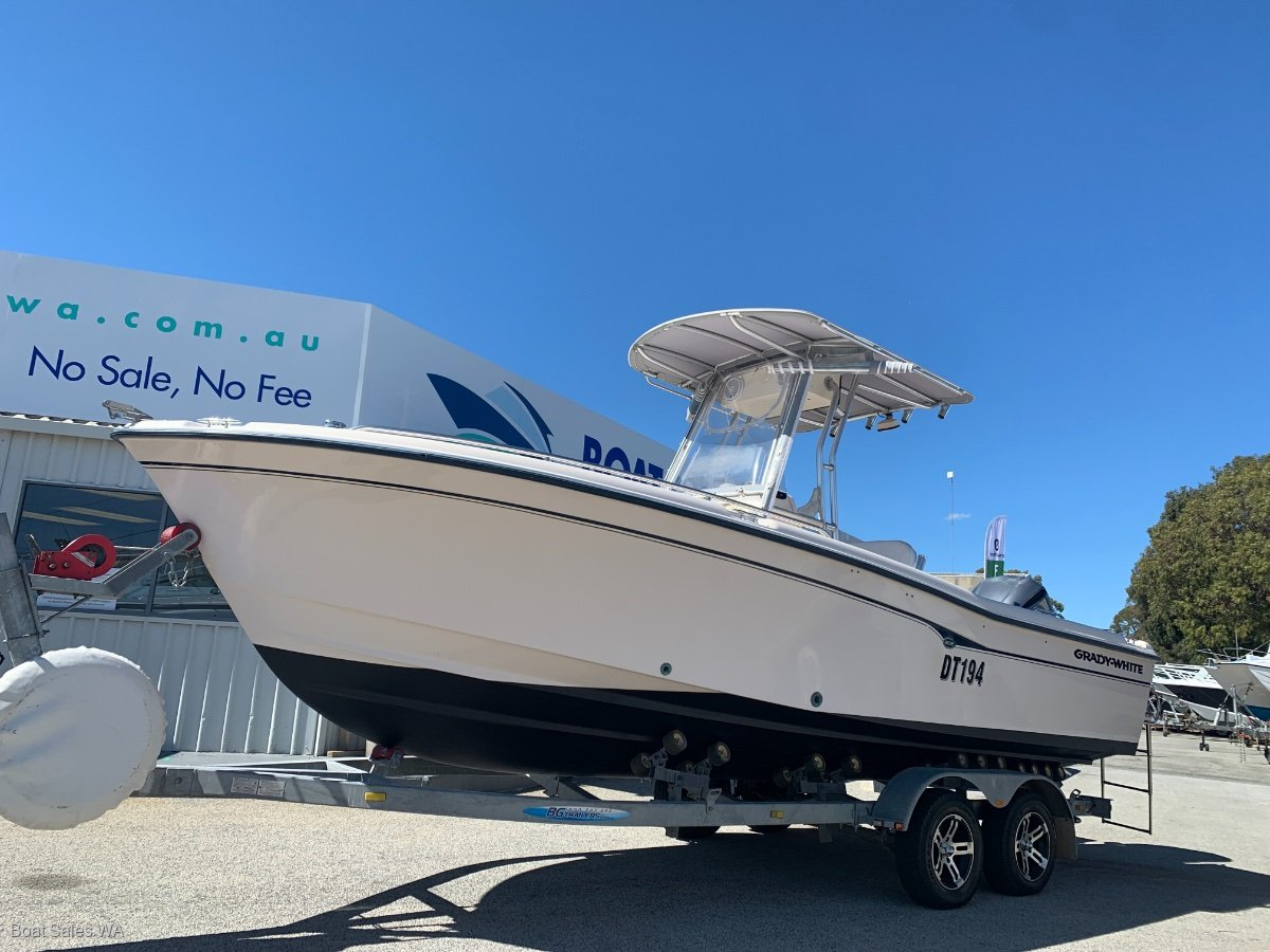 Grady-White Fisherman 222 - Clean, Quality Centre Console Now Available