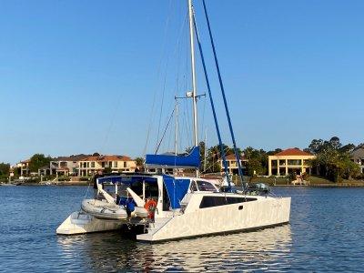 Easy 11.6 Coastal Cruising Catamaran